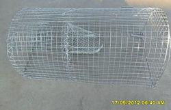 Metal pet rat cage