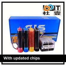 Factory price bulk ciss kit for hp 6100 new printer