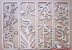 mdf carved decoration panel price