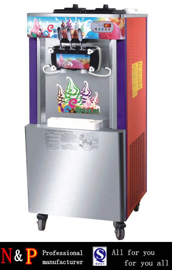Nitrogen Machine For Ice Cream Fried Ice Cream Machine