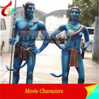 Professional Cartoon Characters Life Size Avatar