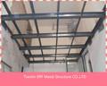 a melhor qualidade de luz de aço do telhado truss
