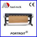 Venda quente e boa qualidade, 1800mm papel jato de tinta e plotter de corte( ce)