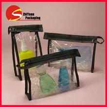 Wholesale Cosmetic PVC Zipper Bag Custom Cosmetic Bag Cheap Cosmetic Bags