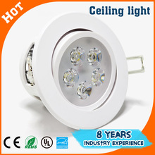 New Product Top Quality smd5730 7w Outdoor Ceiling Material