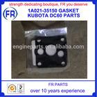 1A021-35150 KUBOTA 688,DC60 PARTS GASKET