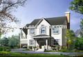 PVC-dekorative villa design für Familie