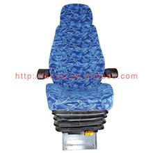 Comfortable air suspension truck driver seat