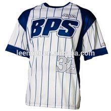 Durable classical baseball jersey tank top