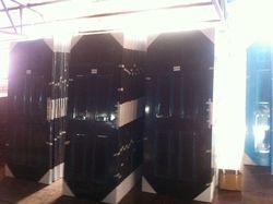 Nigeria american panel steel door