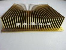Alibaba China high precision aluminum amplifier heat sink