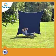 100% new hdpe sun shade sail cloth 70 300g excellent