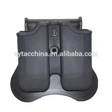 Shenzhen manufacturer outlet Taurus 24/7, S&W Sigma, H&K USP Compact (9\/40) waist magazine pouches