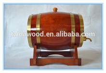 Barrel Type and Beer Usage wine barrel