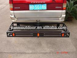 Steel folding cargo carrier