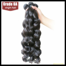 vimage bleachable wholesale top quality unprocessed loose curly hair extensions