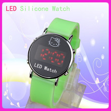 Analog-digital watch,led watch instructions,led watch 2014