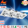 Supermarket spot light recessed led down light dimmable 60w 90w