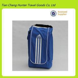 Custom football team carry boot bags shoe carrier bag cheap travel shoe bag