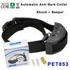 Hot sale beep and shock dog anti bark collar