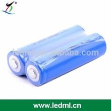 rechargeable li ion battery 18650 3.7v 2200mah