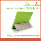 plastic case! 2014 fashion waterproof cover plastic case for ipad mini