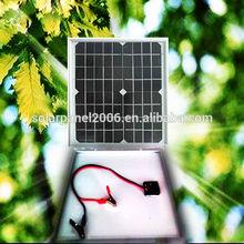 5watts the solar panels for mini hydro generator