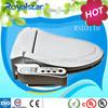 hygienic toilet seat cover electronic bidet seat water spraying air drying seat heating massage etc. function