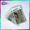 custom foil back clear front printed phone case packing plastic bag