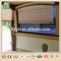 cómoinstalar romanas cortinas plisadas coche cortina de la ventana