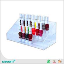 Guangzhou Wholesale acrylic nail polish display stand rotatable