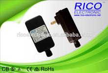 UL/CSA 15W led drivers/IP 44 power units/rain-resitant power units