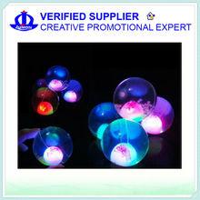 Glow in the dark super bouncy jet balls