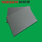 Fine Anti-Fire Rigid Dark Grey 4x8 PVC Board