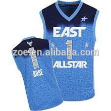 Cheap promotional fashion basektball wear