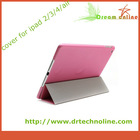 2014 new product smart cover for iPad Air tablet case