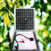 solar panel mounting aluminum rail