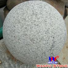 Natural Stone Granite Balls Stone Garden