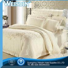 bright color manufacter jacquard open design bedding set