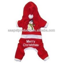 Wholesale Fashion Santa Paws Dress,Dog Christmas clothes,Christmas Dog Clothes Factory Price