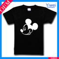 Personalizado boa qualidade mickey mouse roupas