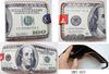 Fashion USA cheap gift pvc 100 dollars stylish wallet