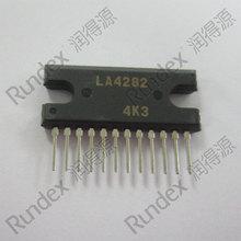 Original authentic LA4282 10W x 2 stereo / TV -channel audio power amplifier circuit