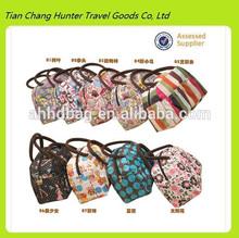 Chiese manufacture fashion women handbag,printed tote bag