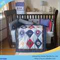 moda baby bedding set baby berço de tamanho padrão