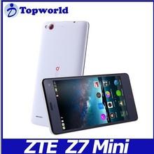ZTE Z7mini smartphone Android 4.4 5inch 4G LTE Quad Core China mobile