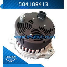 100% new 24V high voltage generator dynamo motor for iveco truck,504109413