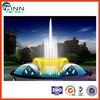 Guangzhou factory stainless steel outdoor fountain design