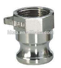 aluminium camlock male coupling in China