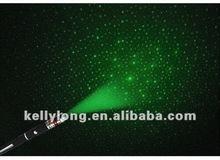 high power waterproof laser stars 532nm green laser pointer